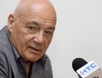 Vladimir Pozner in Bishkek