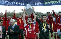 AFC Presidents Cup Bishkek