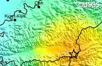 Kyrgyzstan Earthquake Magnitude
