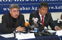 Tynai Ibragimov Sultan Raev