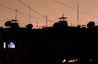 Bishkek Electricity Cutoffs