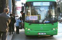 Bus 42 Bishkek