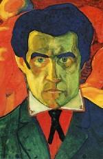 Kazimir Malevich Self Portrait