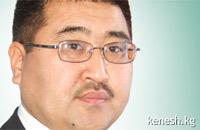 Nurlan Koychubakov Kyrgyzstan Parliament member