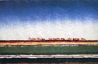 Kazimir Malevich Red Cavalry