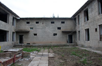 School sponsored by the Manas Airbase