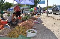 Проблема стихийных торговцев в Оше до сих пор не решена.