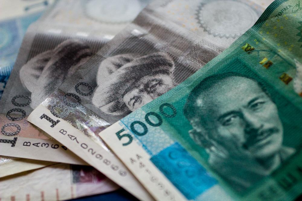 Как спасают киргизский сом: Нацбанк страны провел уже 15 интервенций