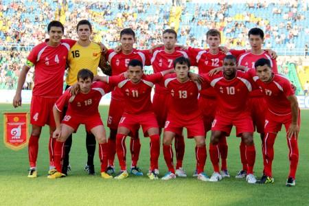 Сборная Кыргызстана по футболу