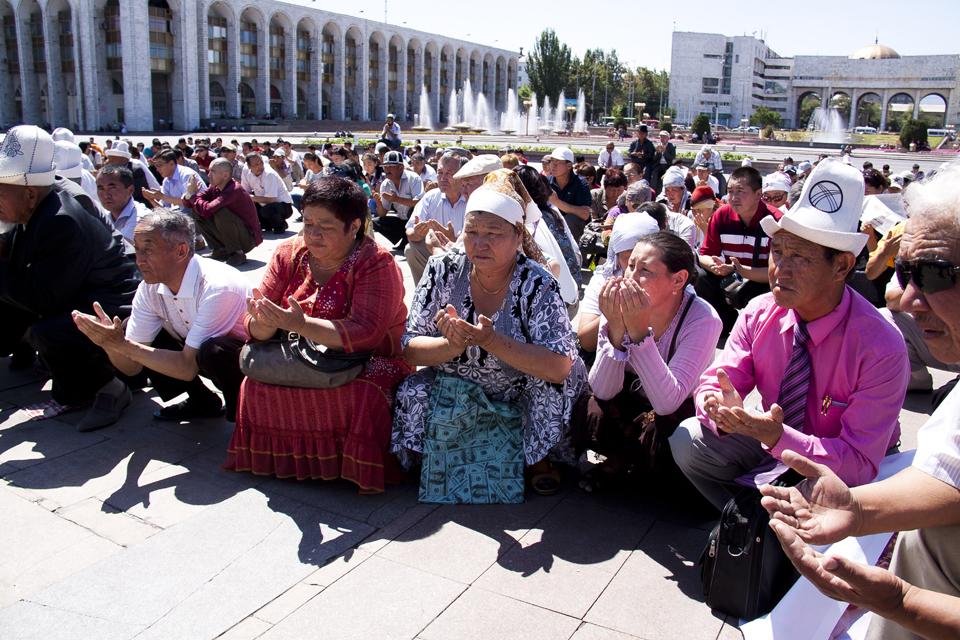 Реквием по жертвам этнического конфликта 2010 года