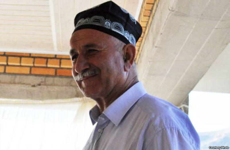 Холмумин Сафаров