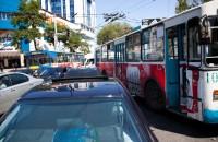 Мэрия обещает больше автобусов и троллейбусов в центре города.