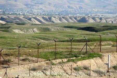 Кыргызско-казахская граница