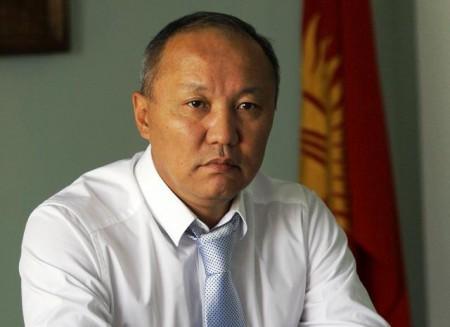 Нариман Тюлеев, экс-мэр Бишкека и депутат парламента