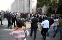 Митинг за национализацию «Кумтора» 3 октября 2012