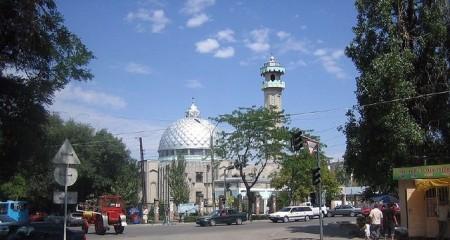 Мечеть в Бишкеке