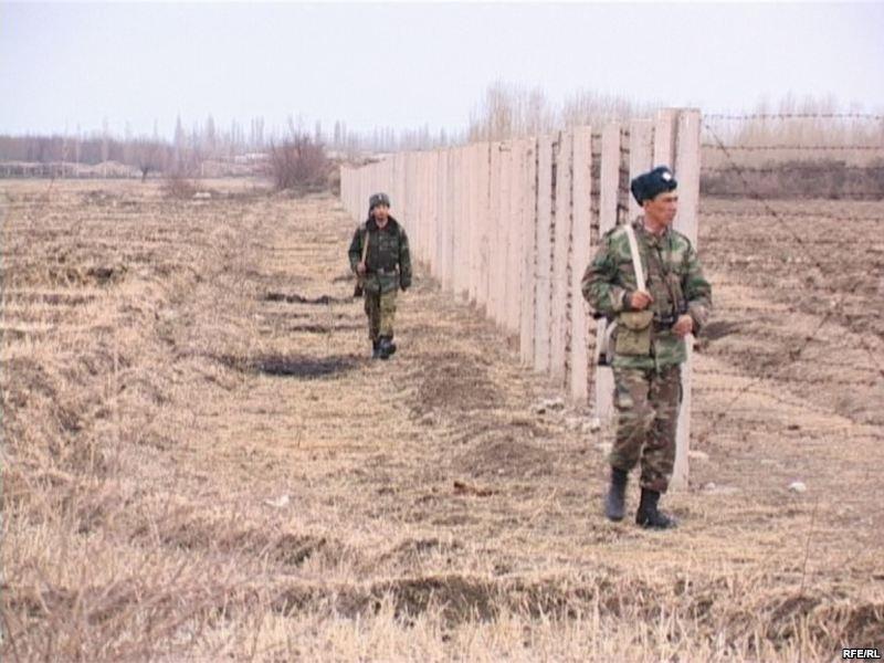 За 2014 год на кыргызско-таджикской и кыргызско-узбекской границах произошло  около 40 инцидентов.