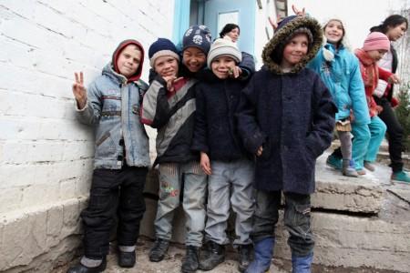 В Чуйской школе-интернате проживает 150 воспитанников.
