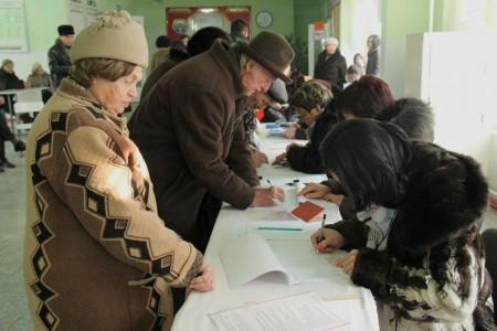 Местные выборы 2012