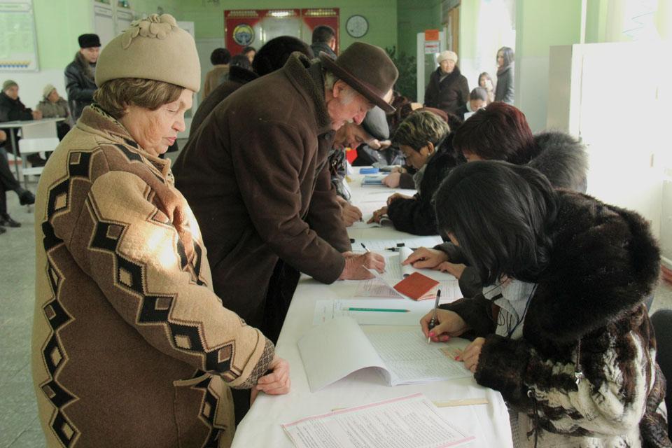 Местные выборы 2012 года
