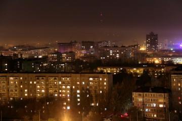 Центр Бишкека. Автор: Светлана Зеленская.