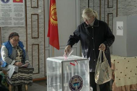 Выборы в Бишкекский горкенеш