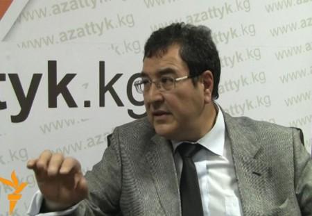 Шамиль Атаханов