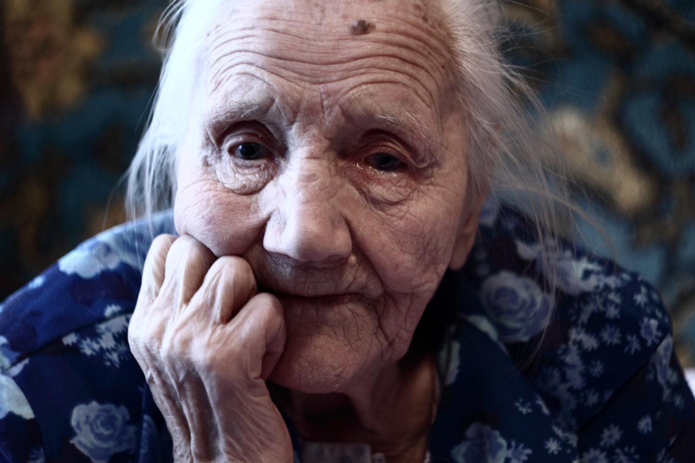 бабушка старая картинки