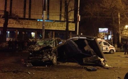 Авария на Киевской