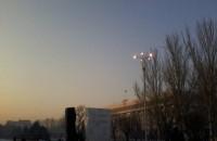 Временное ограничение уличного освещения было введено 28 декабря 2012 года