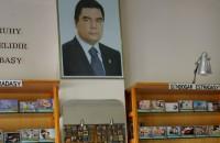 """Самый популярный персонаж туркменских СМИ - президент Гурбангулы Бердымухаммедов. Фото: Оле-Томми Педерсен, """"Фликр"""", Creative Commons"""