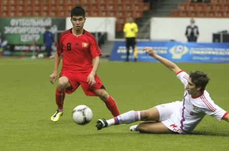 Кыргызстан-Россия - 0:0
