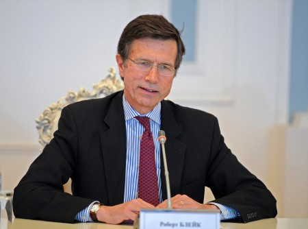 Роберт Блэйк