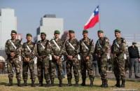Иностранный легион в Чили