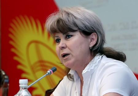 Ирина Карамушкина