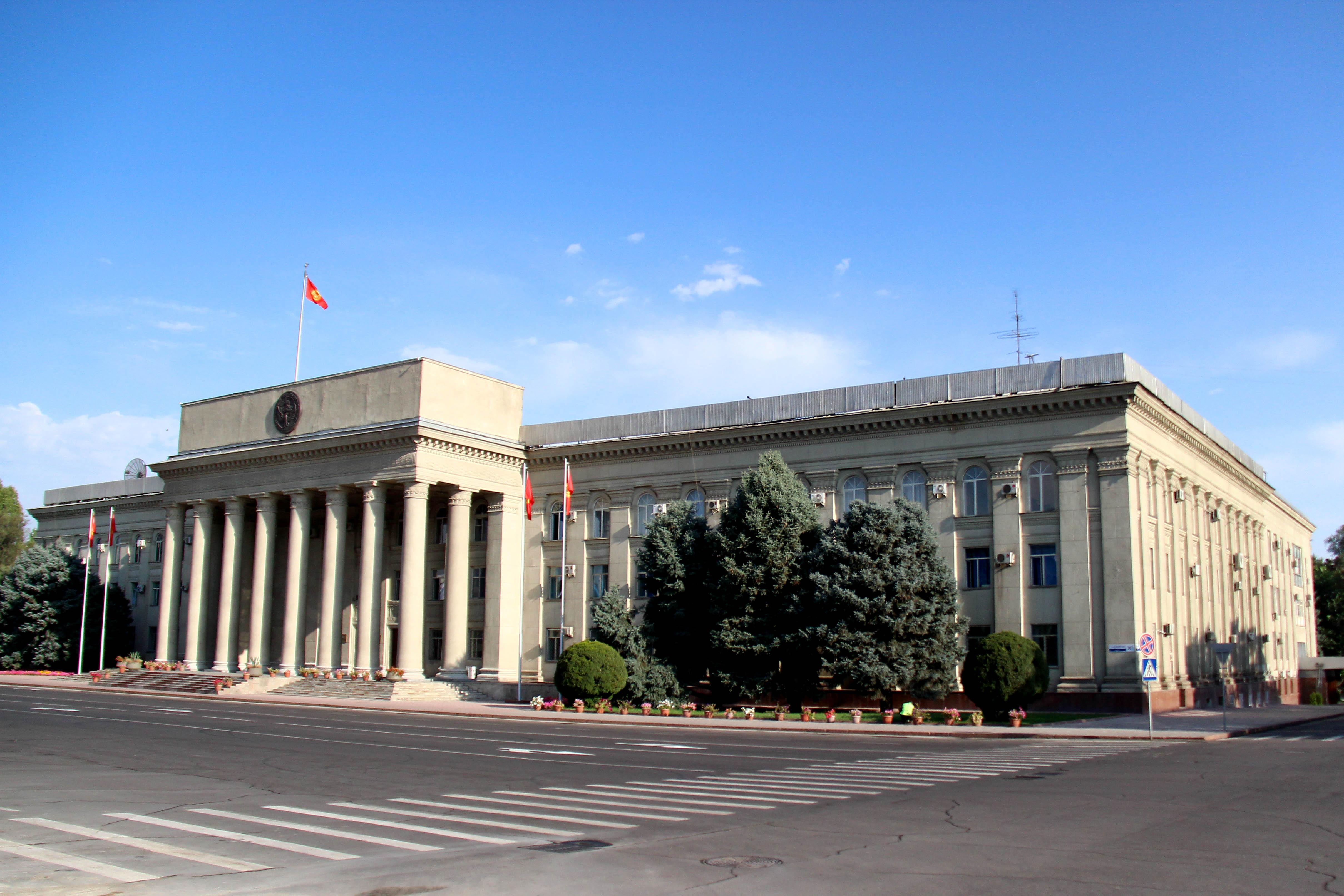 Сейчас в структуре правительства 15 министерств и ГКНБ. Фото: Светлана Зеленская.