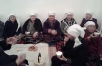 Матери-героини провели две ночи в здании обладминистрации в Джалал-Абаде.
