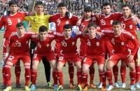 Сборная Таджикистана перед отборочным матчем к ЧМ-2014, Худжанд, 2012 год