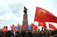 """Митинги на площади """"Ала-Тоо"""" запрещены до 1 мая."""
