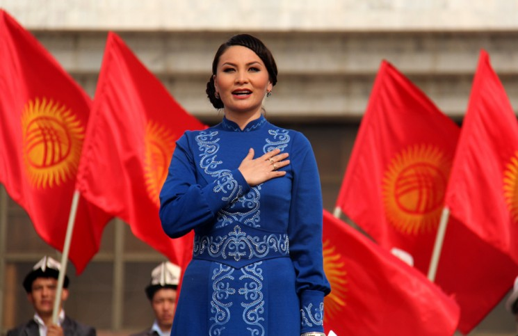 democracy of kyrgyzstan