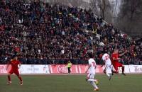 После матча Сергей Дворянков поблагодарил болельщиков — Кыргызстану повезло, что все матчи отборочной стадии его группы проходили в Бишкеке, при поддержке местных болельщиков.