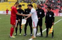 Таджикистан свои первые два матча тоже выиграл и с лучшей разницей мячей. В решающей схватке между двумя центральноазиатскими командами Кыргызстану нужна была только победа.