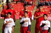 Игра против Пакистана тоже началась для Кыргызстана легко.