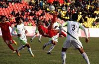 Несмотря на яркое начало, Кыргызстан не смог больше забить в этом матче. Не помогли даже пируэты Маки Кума.