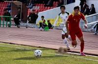 В конце матча против Макао тренер Сергей Дворянков выпустил на поле Каюмжана Шарипова, который очень ярко проявил себя проходами по флангам, чем заработал себе место в основном составе в остальных двух матчах.