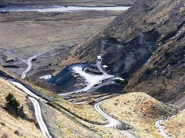 Каменно-угольное месторождение