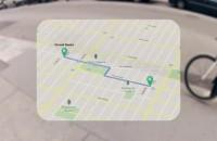 Одним из основных нововведений можно считать создание дополненной реальности. GoogleGlass может помочь вам проложить маршрут.