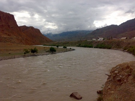 Река Нарын