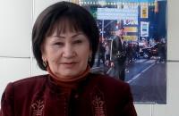 """Бактыгуль Малабаева застала все взлёты и падения кинотеатра """"Семетей""""."""