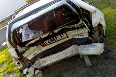 авария на Жукеева-Пудовкина